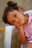 Ein kleines Kind Stockfoto