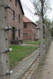 Ein Konzentrationslager Stockbild