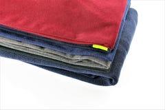 Ein Konzeptbild der gebügelten Wäscherei lizenzfreie stockfotografie