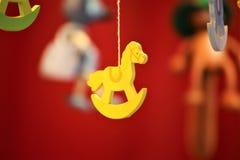 Ein Konzeptbild eines traditionellen Spielzeugs, Kinder, anwesend Lizenzfreies Stockfoto
