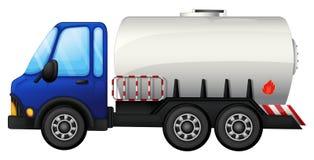 Ein Kraftstoffauto Lizenzfreie Stockfotografie