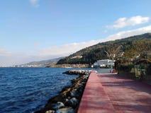 Ein Landschaftsfoto von der Türkei lizenzfreies stockfoto