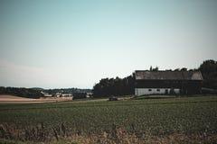 Ein Landwirt ` s Traum Stockbild