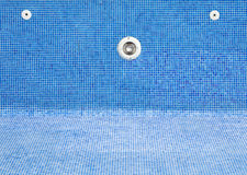 Ein leerer Swimmingpool Lizenzfreie Stockfotos