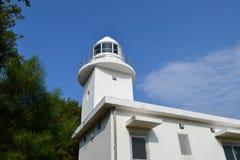 Ein Leuchtturm Lizenzfreies Stockbild