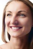 Ein Mädchen ohne Make-up Lizenzfreie Stockbilder
