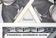 Ein Maß Erfolg 2 Lizenzfreies Stockfoto