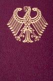 Deutsches Wappen Stockfotografie