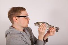 Fisch Mensch
