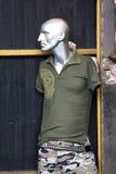Ein Mannequin lizenzfreie stockfotos