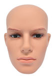 Ein Mannikin-Kopf Stockfoto