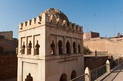 Ein Marrakesch-Denkmal Lizenzfreies Stockfoto