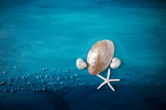 Ein Meer von †‹â€ ‹Empfindungen lizenzfreie stockfotografie