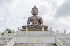 Ein Metall Buddha von Yala stockfoto