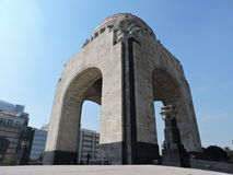 Ein mexikanisches Monument lizenzfreie stockbilder