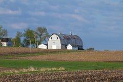 Ein Minnesota-Bauernhof-Standort lizenzfreies stockfoto
