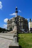 Ein Monument zu Adam Mickiewicz Lizenzfreies Stockbild