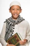 Moslemischer Junge Lizenzfreies Stockbild