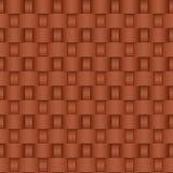 Korb-Muster Lizenzfreies Stockbild