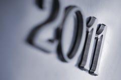 Ein neues Jahr Lizenzfreie Stockbilder