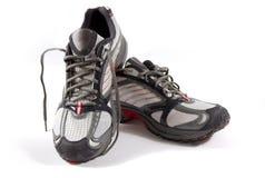 Ein Paar Schuhe stockfotografie