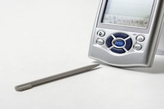 EIN PDA lizenzfreies stockfoto