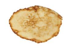 Ein Pfannkuchen Stockfoto