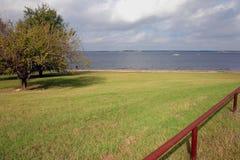 Ein Picknickbereich Lizenzfreies Stockbild
