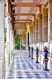 Ein Portal Apisek Dusit des königlichen Bewohners, Thailand Lizenzfreies Stockbild