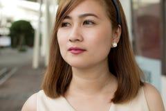 Ein Porträt einer Schönheit Lizenzfreie Stockfotografie