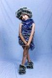 Ein Portrait des Mädchens. Lizenzfreie Stockbilder