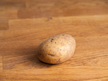 Ein potatoe Lizenzfreies Stockfoto