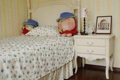 Ein reizender Kindraum Stockbild