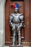 Ein Ritterstellungsschutz Lizenzfreie Stockbilder