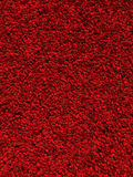 Ein roter abstrakter Steinhintergrund stockfoto