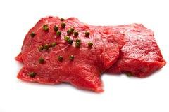 Ein rotes Fleisch Stockfotografie