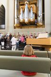 Ein ruhiges Zuhörer Reykjavik-ï ¼ ŒIceland, stockbilder
