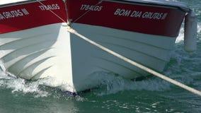 Ein Rumpf des Bootes
