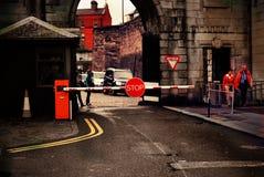 Ein Samstag in Dublin lizenzfreie stockbilder