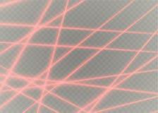 Ein Satz Blitz Magie und helle Lichteffekte Auch im corel abgehobenen Betrag Elektrischer Strom der Entladung Gebührenstrom Stockfotos