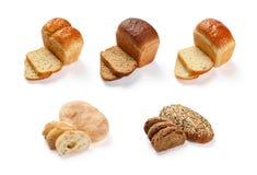 Ein Satz Brot Stockbilder