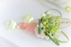 Ein schöner Brautblumenstrauß Lizenzfreie Stockfotos