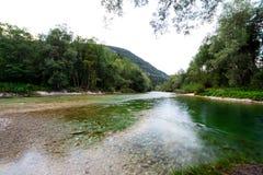 Ein schöner Fluss Lizenzfreies Stockbild