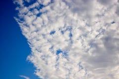 Ein schöner Himmel lizenzfreies stockbild