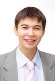 Ein schöner junger Asiat Stockbilder