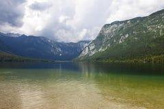 Ein schöner See Stockfoto