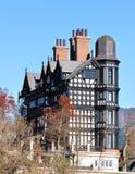 Ein schönes Haus Stockbild