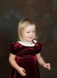 Ein schönes junges Mädchen Stockbilder