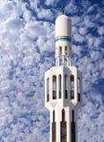 Ein schönes Minarett in Bahrain Lizenzfreie Stockbilder