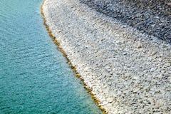 Ein schönes Muster des Steins Lizenzfreie Stockfotografie